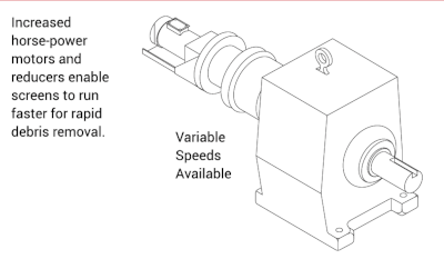 MOTOR / REDUCED ASSEMBLY